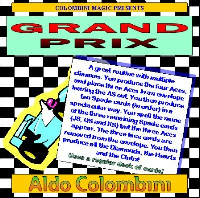 Grand Prix by Aldo Colombini