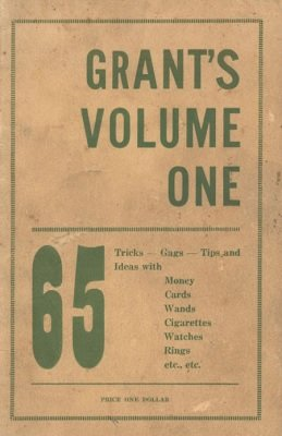 Grant's Volume One (used) by Ulysses Frederick Grant