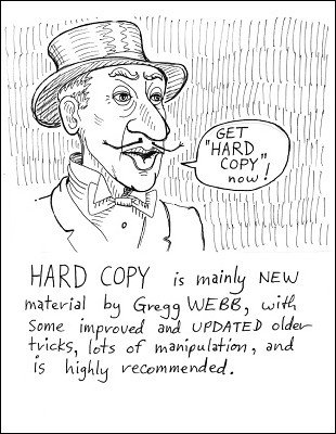 Hard Copy: Alternative Manipulation by Gregg Webb