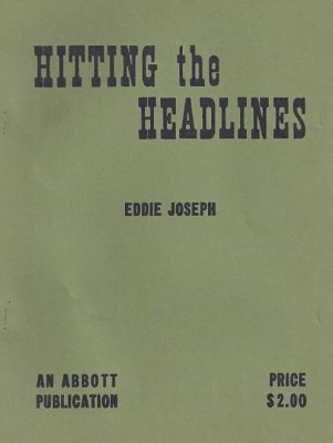 Hitting the Headlines by Eddie Joseph