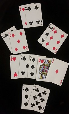 Hold'em Poker Stacked Decks by Bruce Carlley