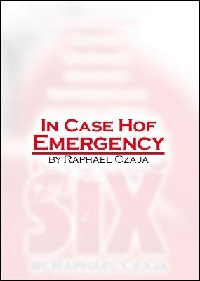 In Case Hof Emergency by Raphaël Czaja