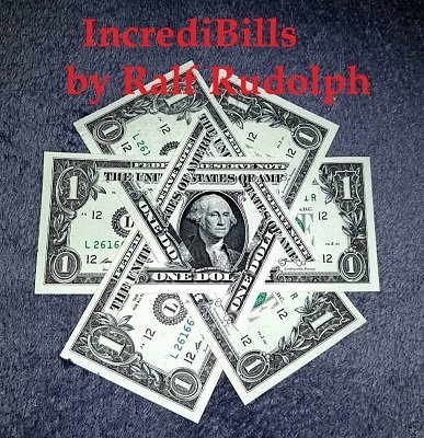 IncrediBills by Ralf (Fairmagic) Rudolph
