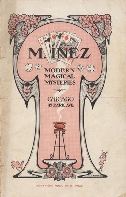 M. Inez Catalog 1904 (used) by Inez Vernelo
