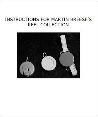 Instructions for Martin Breese's Reel Collection by Martin Breese