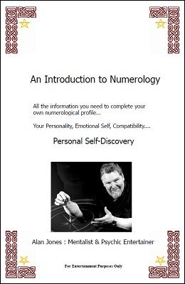 Introduction to Numerology by Alan Jones