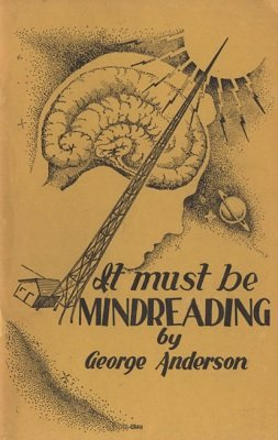 It Must Be Mindreading (used) by George B. Anderson