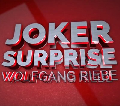 Joker Surprise by Wolfgang Riebe