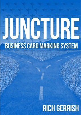Juncture: business card marking system by Rich Gerrish