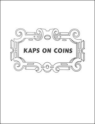 Kaps on Coins (used) by Fred Kaps