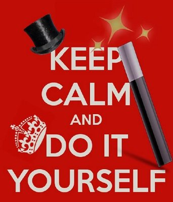 Keep Calm and Do It Yourself by Michael Lyth