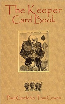 The Keeper Card Book by Tom Craven & Paul Gordon