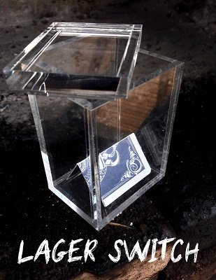 Lager Switch by Alexander de Cova