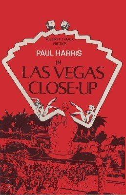 Paul Harris in Las Vegas Close-Up by Paul Harris