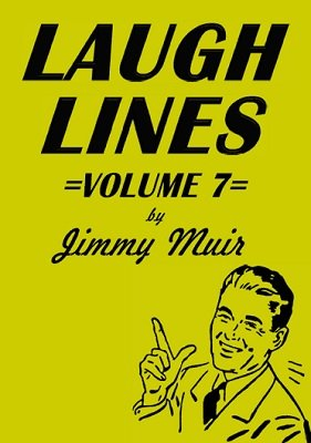 Laugh Lines 7 by Jimmy Muir