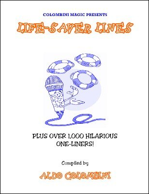 Life Saver Lines by Aldo Colombini