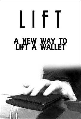 Lift: levitate a wallet by Kevin Parker