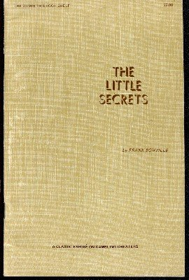 The Little Secrets (used) by Frank Bonville