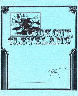 Look Out, Cleveland by Brick Tilley