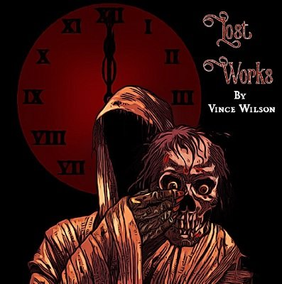 Lost Works of Poe by Vincent Wilson