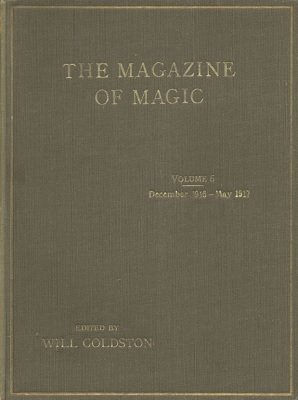 Magazine of Magic Volume 5 (Dec 1916 - May 1917) by