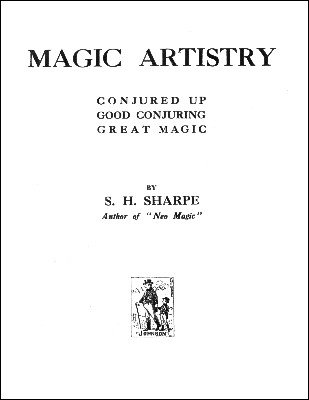 Magic Artistry by Sam Sharpe