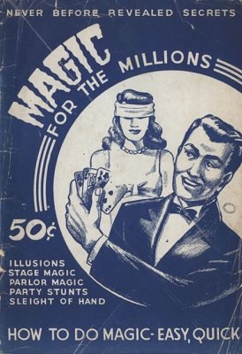 Magic For the Millions by Unknown Author