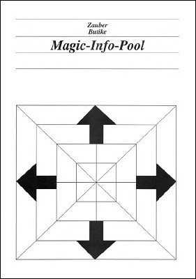 Magic Info Pool by Eckhard Böttcher