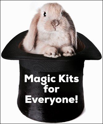 Magic Kits For Everyone by Dave Arch
