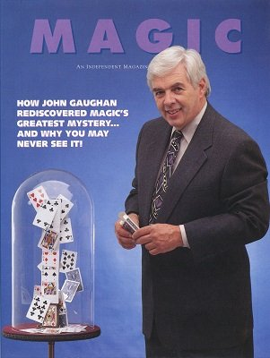 Magic Magazine 1994 by Stan Allen
