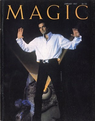 Magic Magazine 1997 by Stan Allen