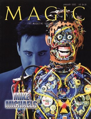 Magic Magazine 2002 by Stan Allen