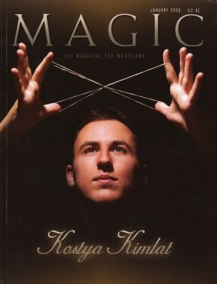 Magic Magazine 2006 by Stan Allen