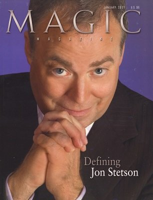 Magic Magazine 2007 by Stan Allen