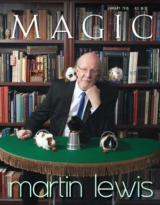 Magic Magazine 2016 by Stan Allen