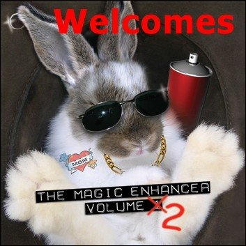 Magic Enhancer 2: Welcomes by Robert Haas