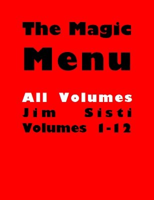 Magic Menu by Jim Sisti