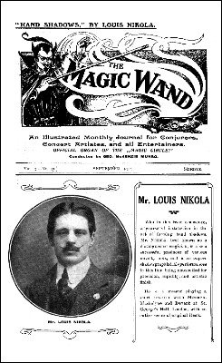 The Magic Wand Volume 2 (Sep 1911 - Aug 1912) by George Munro