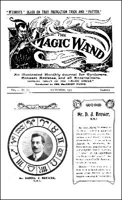 The Magic Wand Volume 4 (Sep 1913 - Aug 1914) by George Munro