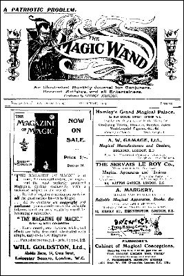 The Magic Wand Volume 5 (Sep 1914 - Aug 1915) by George Johnson