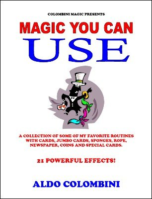 Magic You Can Use by Aldo Colombini