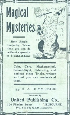 Magical Mysteries by R. A. Hummerston