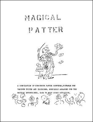 Magical Patter by Will Andrade