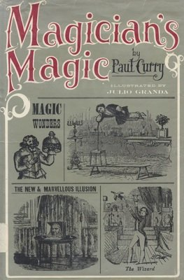 Magician's Magic (used) by Paul Curry