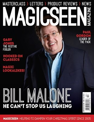 Magicseen No. 78 (Jan 2018) by Mark Leveridge & Graham Hey & Phil Shaw