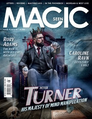 Magicseen No. 87 (July 2019) by Mark Leveridge & Graham Hey & Phil Shaw