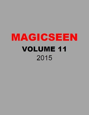 Magicseen (2015) Volume 11 by Mark Leveridge & Graham Hey & Phil Shaw