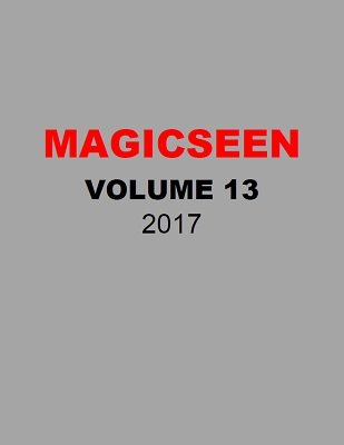 Magicseen (2017) Volume 13 by Mark Leveridge & Graham Hey & Phil Shaw