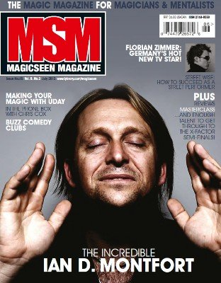 Magicseen No. 45 (Jul 2012) by Mark Leveridge & Graham Hey & Phil Shaw