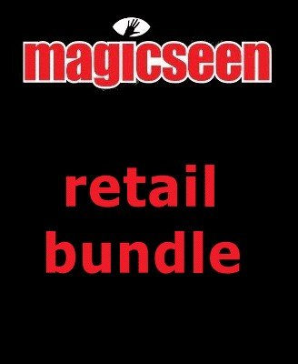 Magicseen Retail Bundle by Mark Leveridge & Graham Hey & Phil Shaw